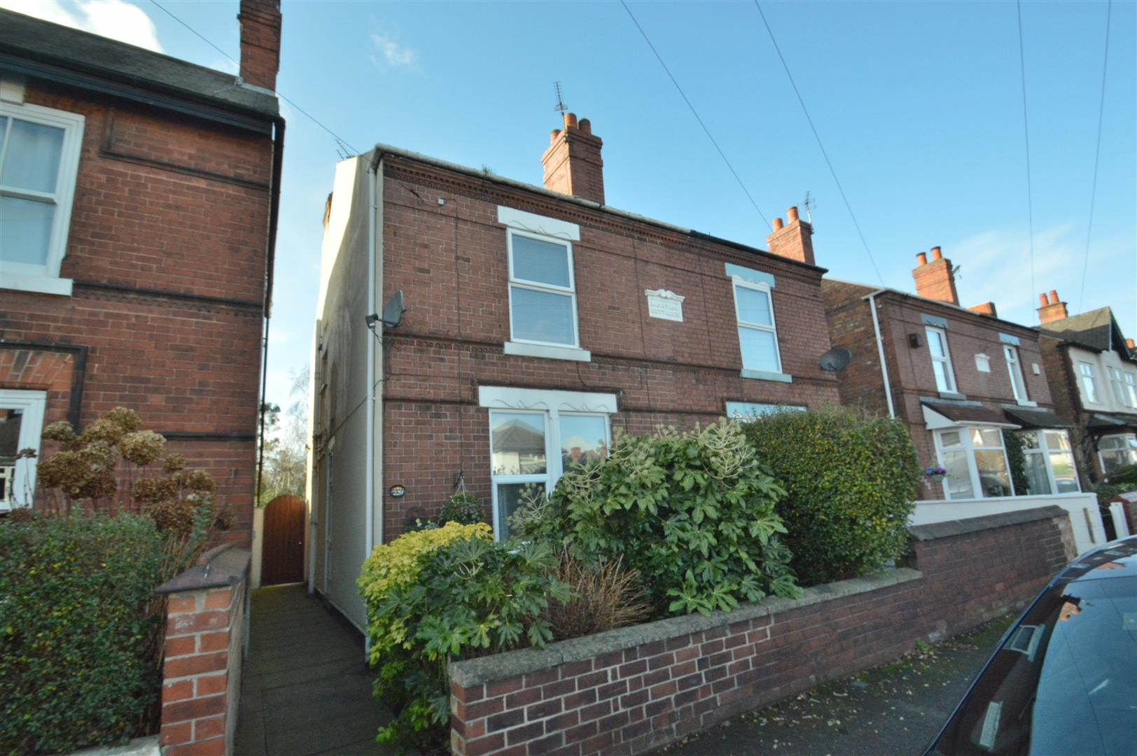 3 Bedrooms Semi Detached House for sale in College Street, Long Eaton